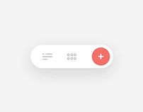 Micro Interaction Search Bar Menu