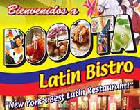 Bogota Bistro Posters