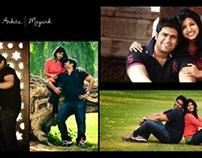 Pre-wdedding Shoot for Ankita I Mayank