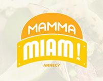 Mamma Miam - Logo Design