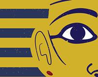 Memphis Typographic Poster