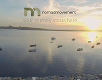 NOMADMOVEMENT | CROWDFUNDING | YOUR JOURNEY STARTS HERE