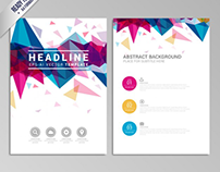 14 Free Trifold and Bifold Brochures Psd Templates Down