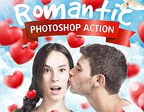 Romantic Photoshop Action