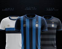 Classic Shirts Concept | Umbro | FC Internazionale