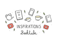 Booktube illustrations