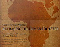 RETRACING THE HUMAN FOOTSTEP