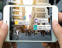 AR and its benefits on today's eCommerce business.