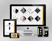 1. Portfolio Webseite