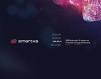 Smartiks - Re-design (Concept)