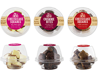 Fresh & Easy | Chilled On-The-Go Desserts