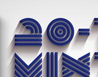 MixedApe typeface