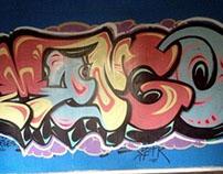 Aerosol Graffiti