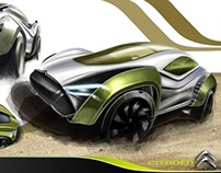 Citroen flow_Another 2nd year project