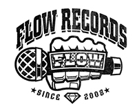 Flow Records Logo/逆流音樂 Logo