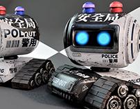 Security Robots: A-7 & S-27