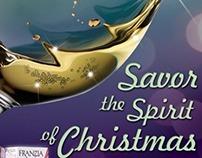 Savor the Spirit of Christmas