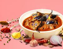 Branding of Pallavi's Spices