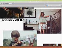 Fanny Latour Lambert website