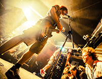 TruckFighters - photographers view