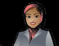 eLearning doc about Discrimination – Illustration