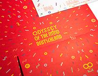 Odyssey of the Mind Deutschland e.V. visual identity