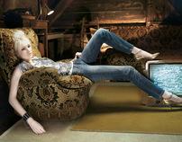 Andrea Klarin- Figaro jeans story 2011