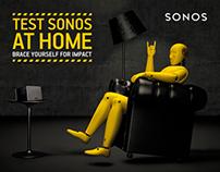 Sonos Campaign Spring 2013