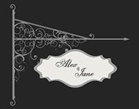 Wedding Invitation - A&J