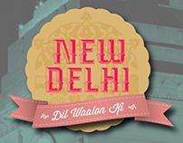 New Delhi | Saddi Dilli