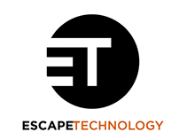 Escape Technology Logo Design