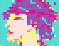 Pixel Art Exploration