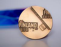 European Junior Swimming Championships Identity