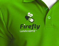 Firefly Landscaping Identity