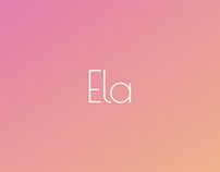 Ela - Iphone App