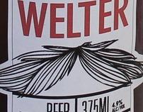 Budweiser's Welter & Bitman Beer