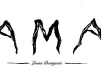MAMAN logo type