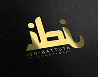 Ibn Battuta International logo & business card design