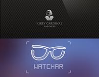 Grey Cardinal + WachAR Branding