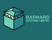 Barnard Systems Ltd Logo Design