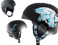 TSG Winter helmet