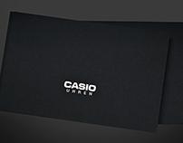 Casio: 1st Contact Book
