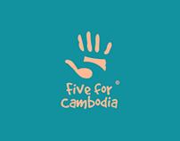 5 For Cambodia