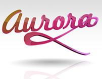 Glossy Aurora 3D
