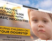 Save the Children Ad Campaign