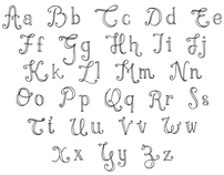 Font in Progress - Untitled