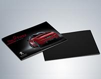 Peugeot RCZ-R Brochure