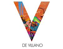 V de Villano / Album