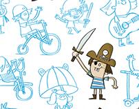 Character Development - children