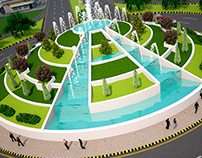 Roundabout Landscaping